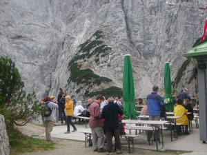 Stripsenjochhütte
